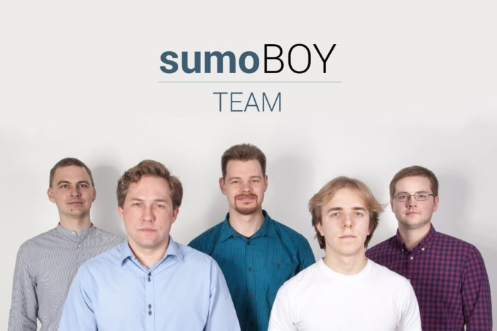 SumoBoy - Arduino-based robotics kit for sport and education. SumoBoy is on Kickstarter now!