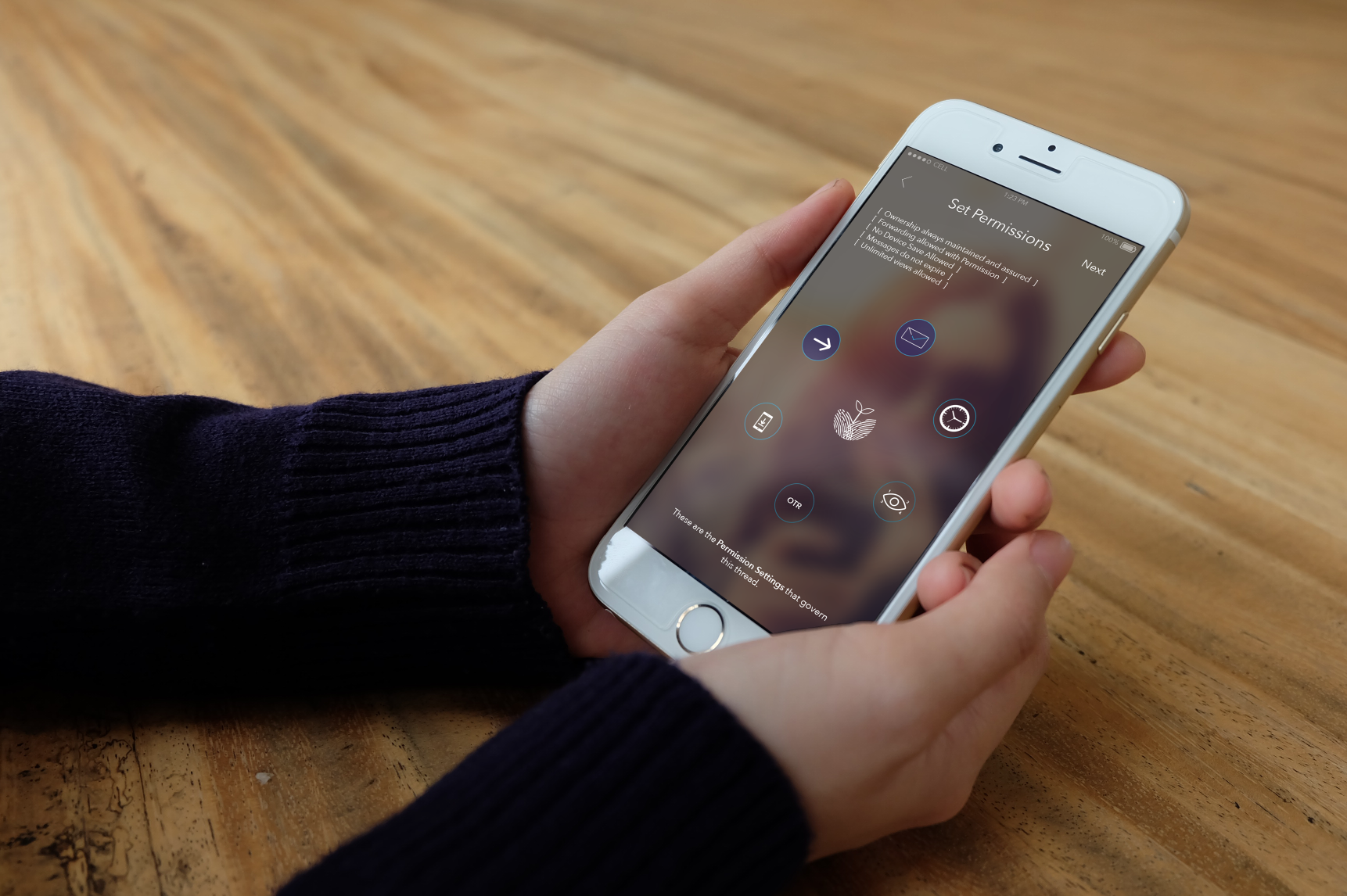 Featured Startup Pitch: Sesame - Your own personal Cognitive Messenger