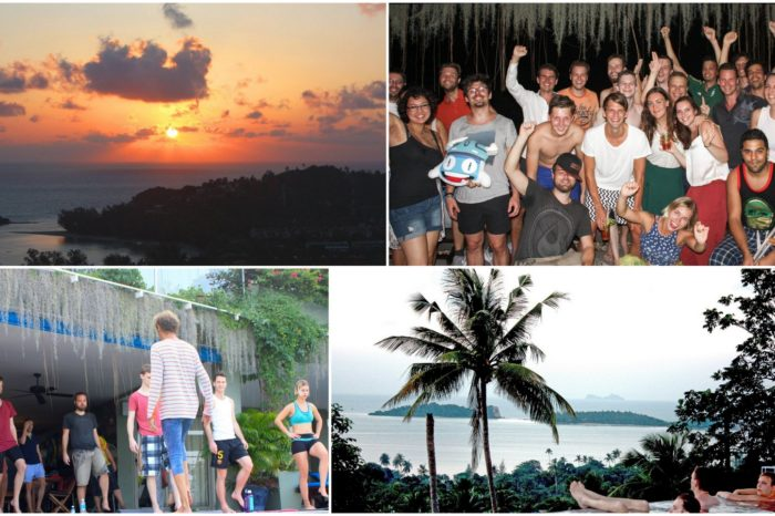 Embrace tropical retreats with your team to grow your brand