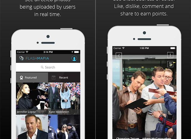 Zachery Ty Bryan and co. launch FlashMafia, the ultimate celeb app and fan site