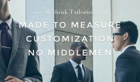 Featured Startup Pitch: CottonBrew's online tailoring service offers made-to-measure suits for professionals