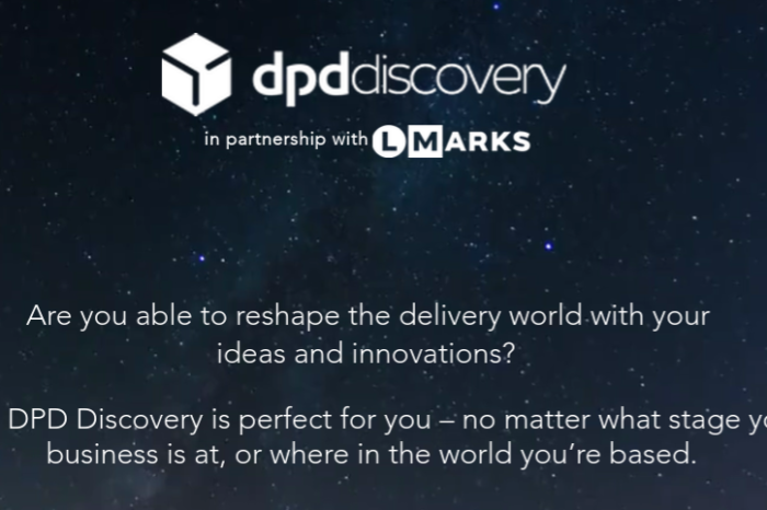 DPD Discovery: Opportunity for startups to work with global delivery giant, DPD