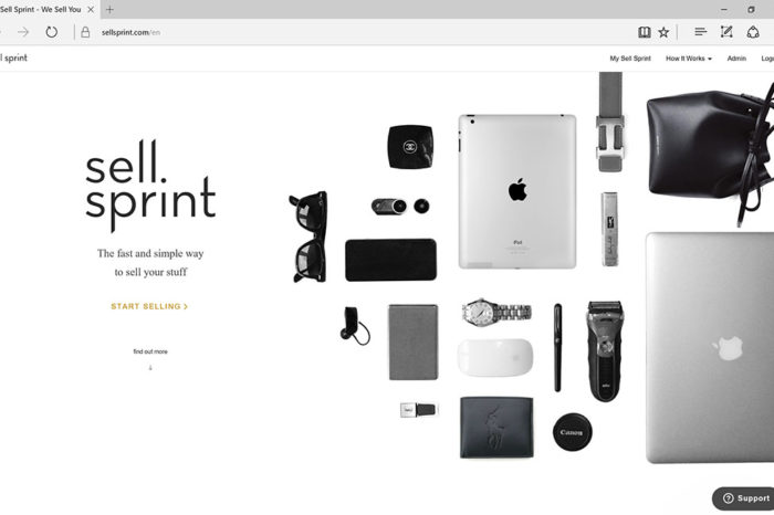 Featured Startup Pitch: Sell Sprint - On-demand premium selling service for the UK