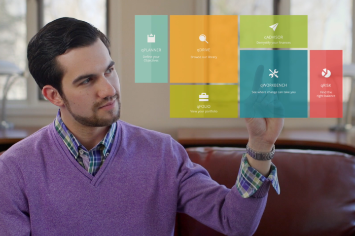 Featured Startup Pitch: qplum - Smart investing for individuals