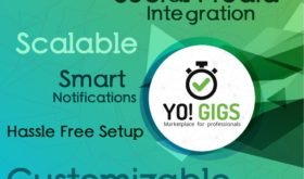 Featured Startup Pitch: Yo!Gigs – An open service professional marketplace
