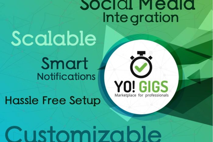 Featured Startup Pitch: Yo!Gigs - An open service professional marketplace