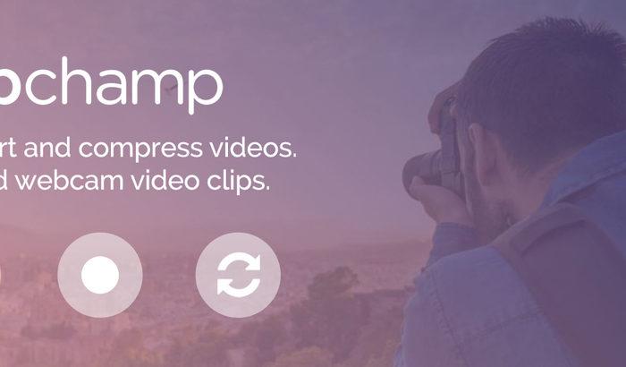 Lightning Pitch: Clipchamp - Smart video compression that speeds up video uploads
