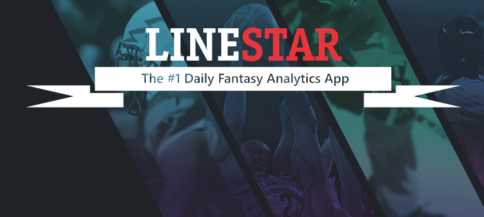Lightning Pitch: Fantasy Sports Company's LineStar app offers most up-to-date DFS research
