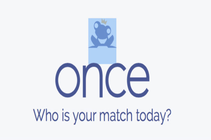 Lightning pitch: Meet Once, the slow dating app that offers an alternative to Tinder
