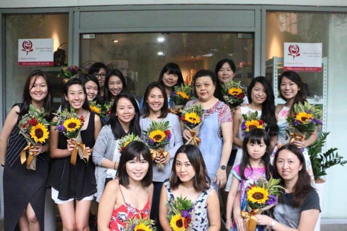 The Lightning Pitch: A Better Florist, delivering a thousand smiles a day