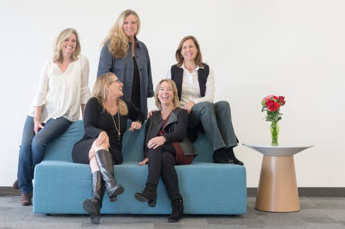 The Lightning Pitch: ReBoot Accel, career accelerator for women