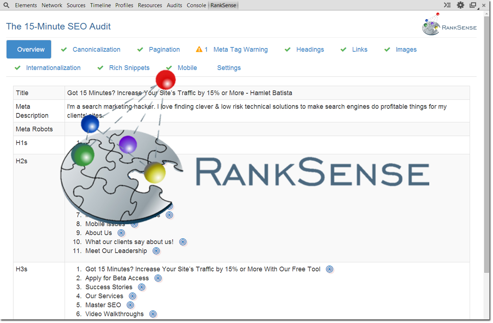 RankSense Launches First Machine-Assisted SEO Tool On The Market