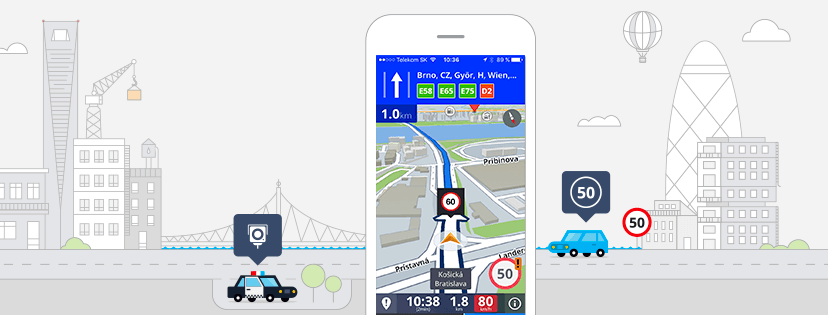 With Fuss-Free Fulltext Search World Leading GPS App Sygic Allows Users to Find Locations Quicker