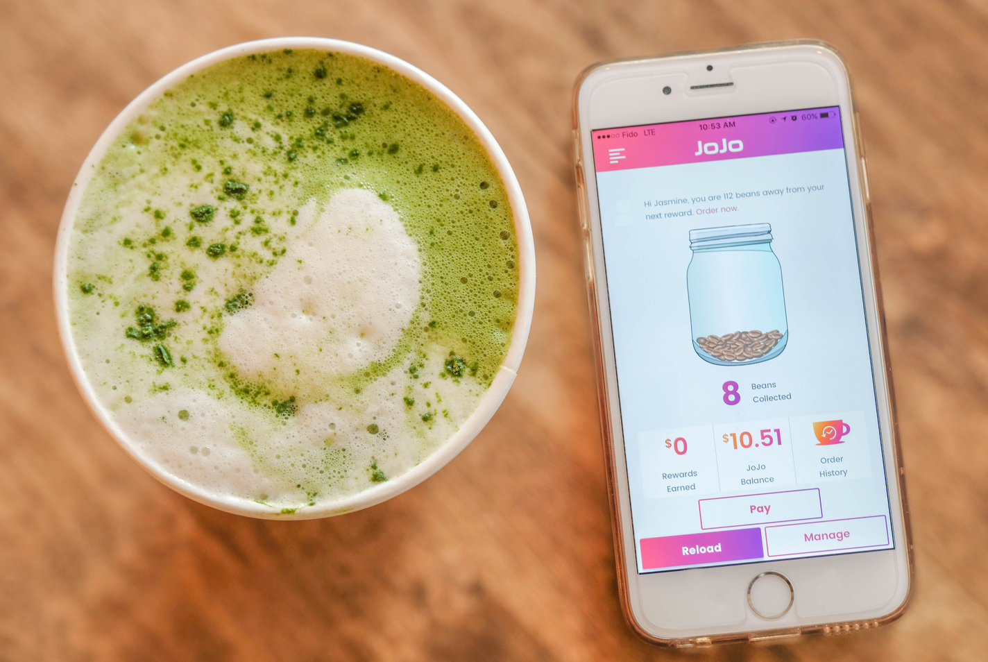 JoJo is creating a cooperative network of indie coffee shops supporting local business