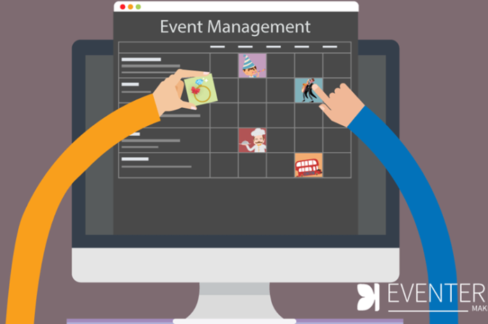 Eventerprise: Simplifying Connections Between Event Hosts and Suppliers