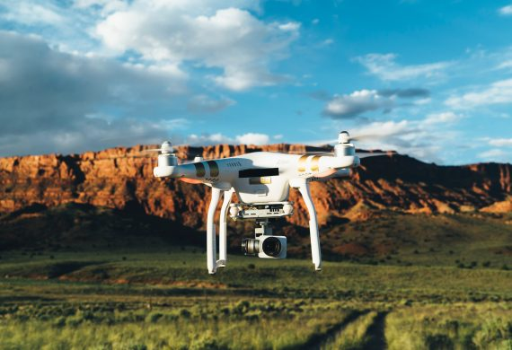 Drone-based solution market set to reach $127 billion