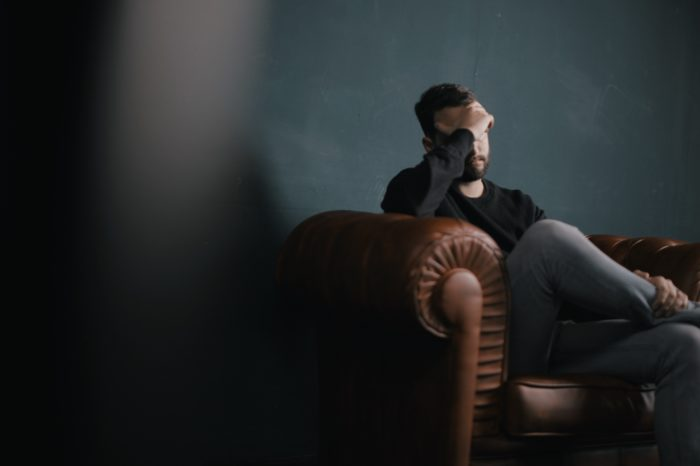 The unreported mental stress and anxiety that comes with being an entrepreneur