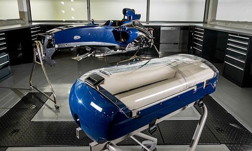 An ironic alliance? F1 technology keeping newborn babies safe in emergency transport