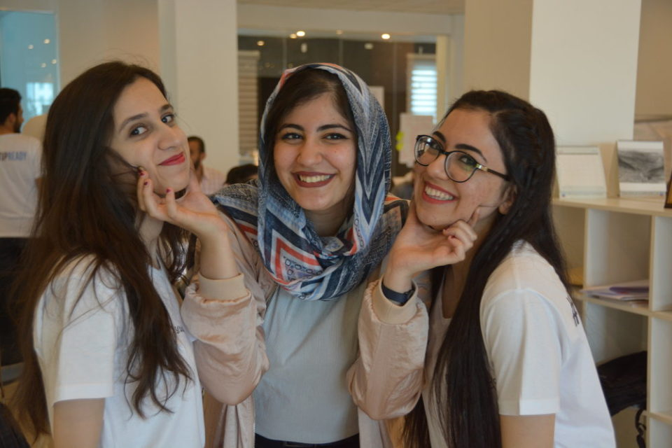 Five One Labs, startup, incubator, refugee, Iraq