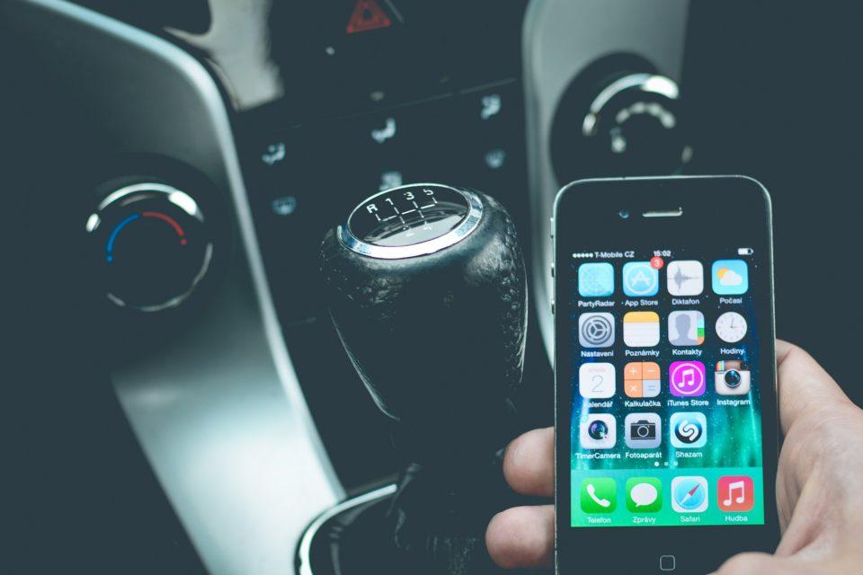 mobile car ingetration