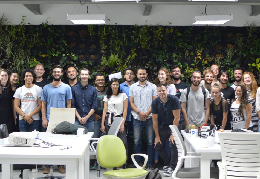 Espacio media incubator acquires The Tech Panda to expand startup and tech coverage to India.