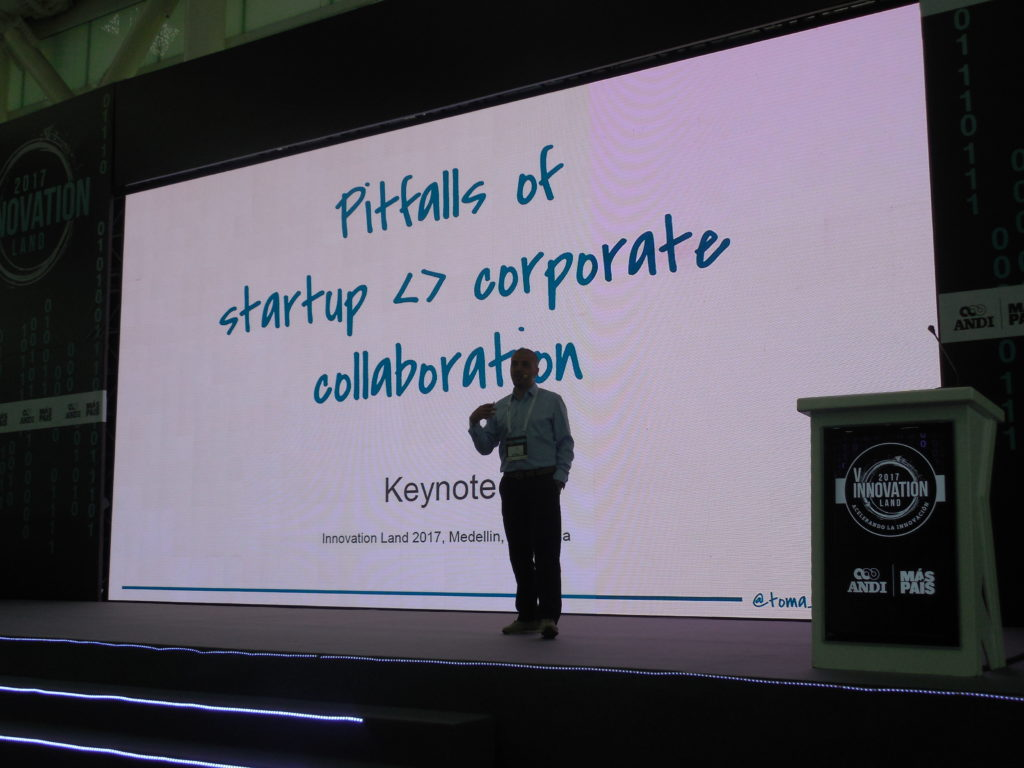 startup corporate collaboration fails
