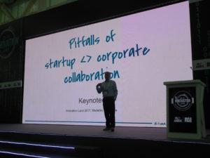 startup corporate collaboration fails