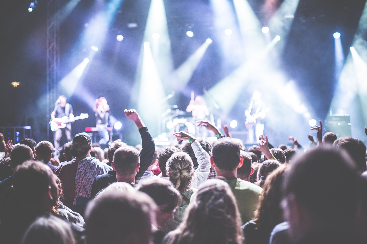 Breaking up concert monopolies: Weeshing offers fans a piece of the action