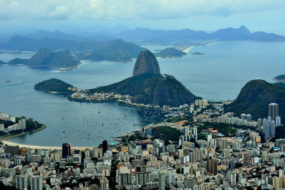 Brazil startup ecosystem network