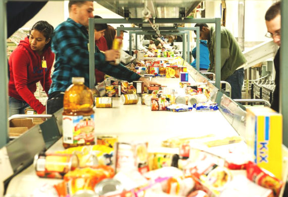 food bank for holidays