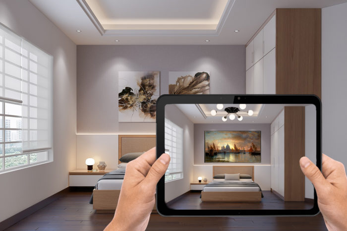 Artificial reality will transform the way you decorate spaces
