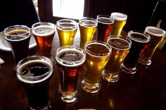 Beer: The latest market to be upended by tech