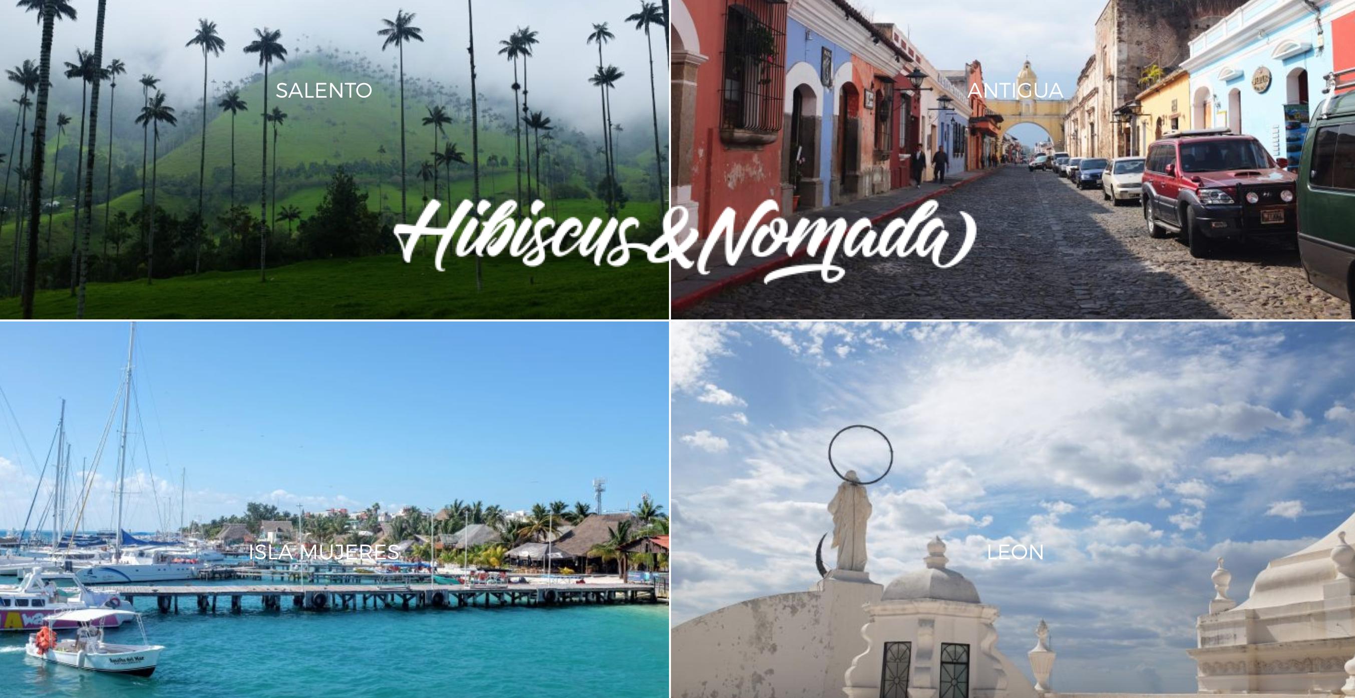 travel publication Hibiscus & Nomada
