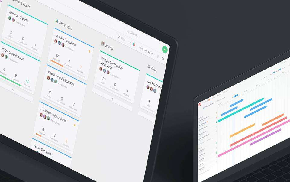 Flow: A new project mgmt app calming the storms of the modern digital workplace