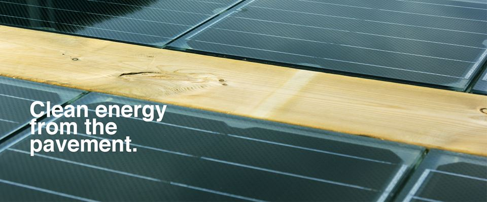 How solar panel pavement slabs can help energize cities