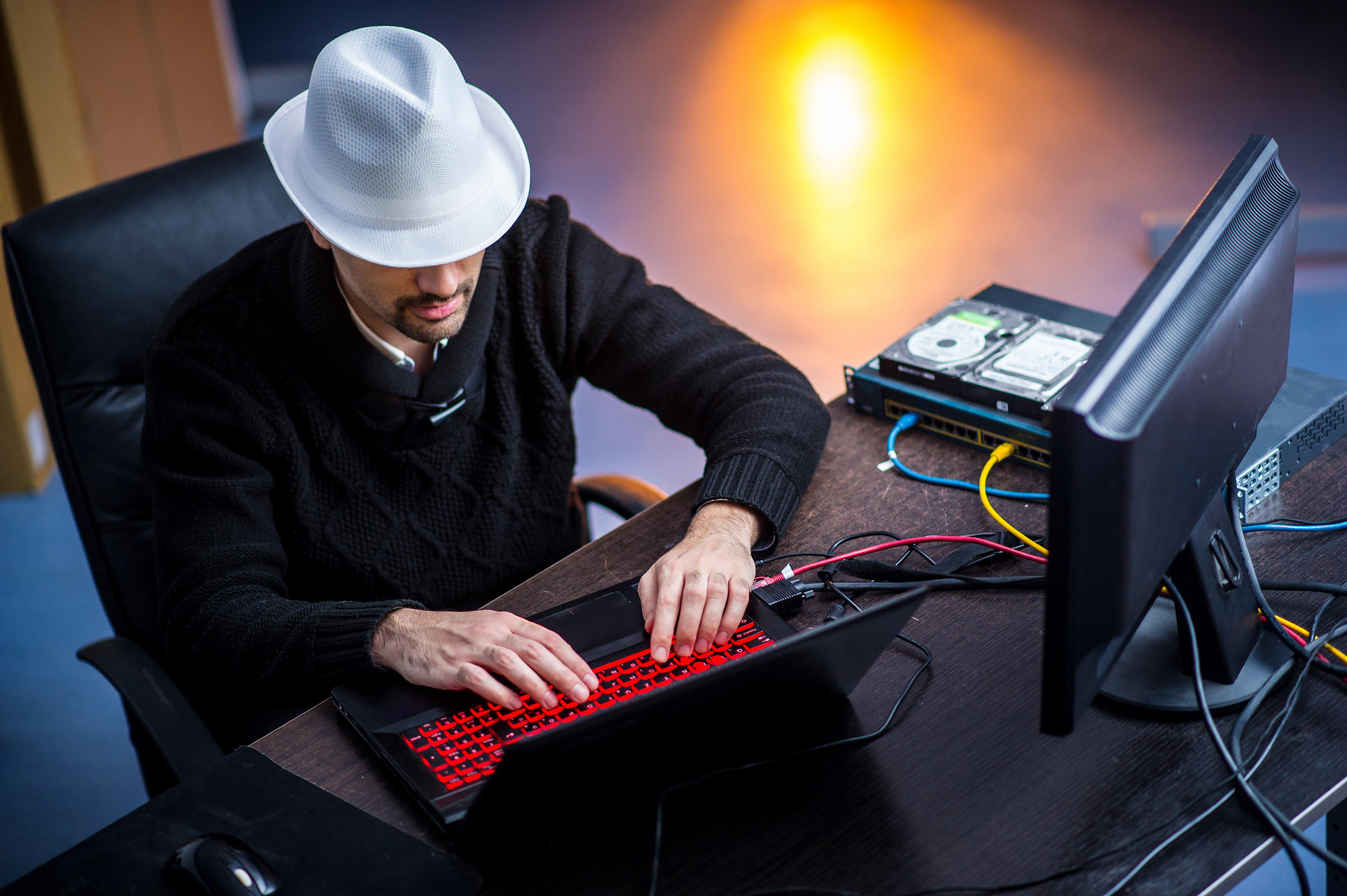 'White hat' hackers use their invasive skills to protect, not destroy