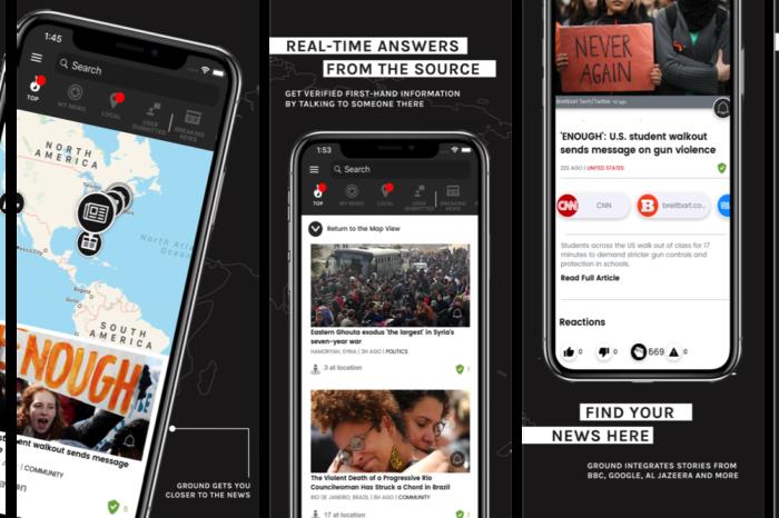 Interview: Harleen Kaur talks about new anti-fake news app Ground