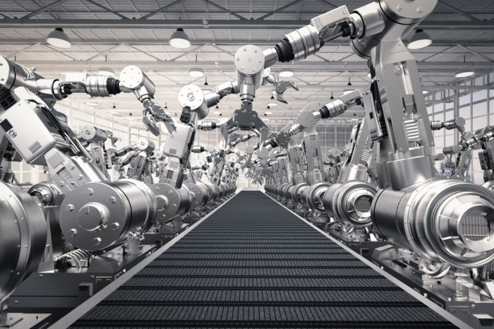 Who could be most at risk to lose jobs to robots?