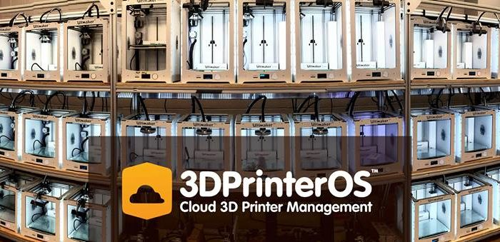 Microsoft and 3DPrinterOS launch world's first IT compliant 3D printer management platform