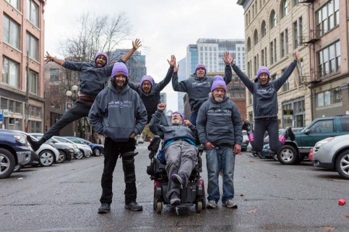 A Seattle startup gives a cash-free way of giving back to the homeless