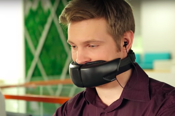 Hushme wearable means your most private calls are safe, even in public