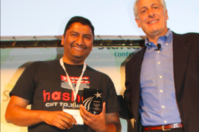 Gaming AI Startup HashCut Wins Best Startup Of 2018 At The Startup Conference in Silicon Valley