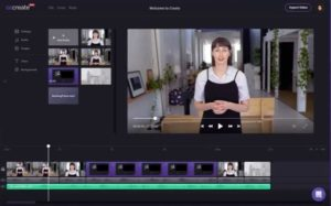 Clipchamp Create simplifies online video editing