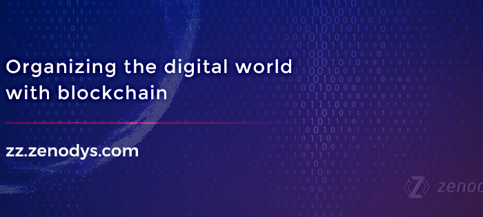 Zenodys ICO Opens the World's First Digital Asset Marketplace, Letting Anyone Buy and Sell Applications, Data, Content and More