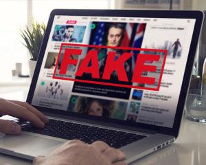 fake news browser