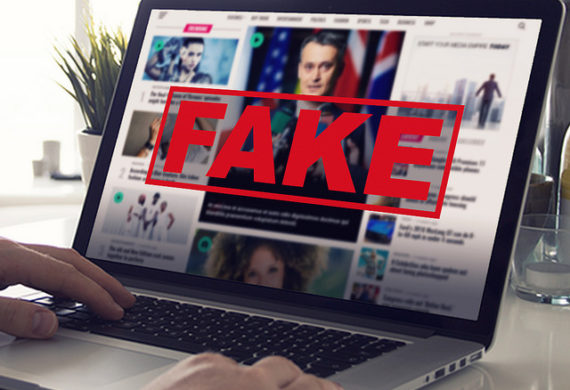 fake news browser