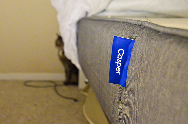 Mattress Startup Casper Ready To Pounce With Rumors Of