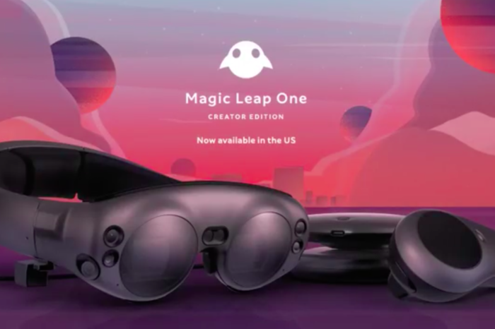 Much-awaited 3D software startup Magic Leap has product go live