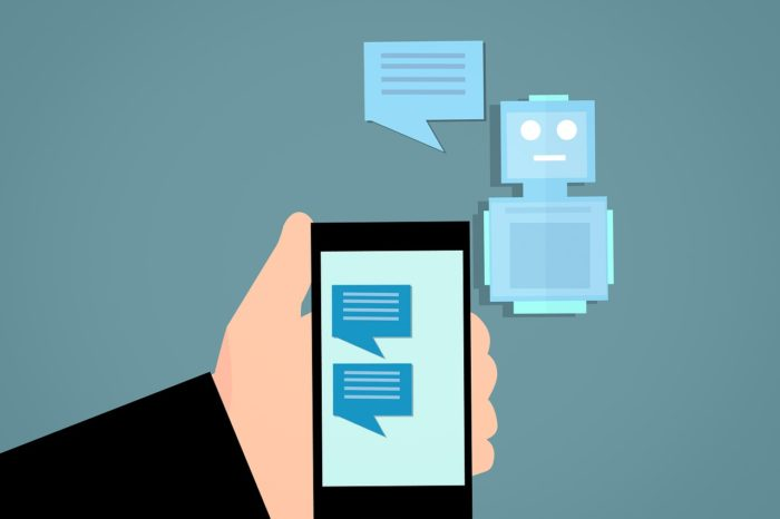 "Using chatbots and AI for recruitment and why ""companies who do it first would get a competitive advantage"" - Interview"