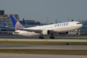 united airlines palantir